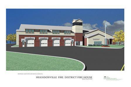 Hughsonville Fire Department Proposed Fire House